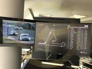 Eternytime professional timing Chronelec Elite V3 remote display