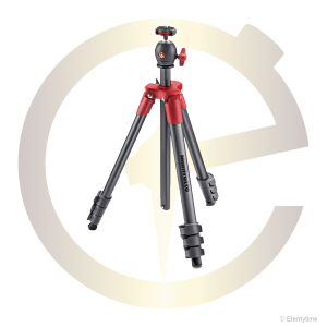 Eternytime professional timing Manfrotto tripod MKCOMPACT