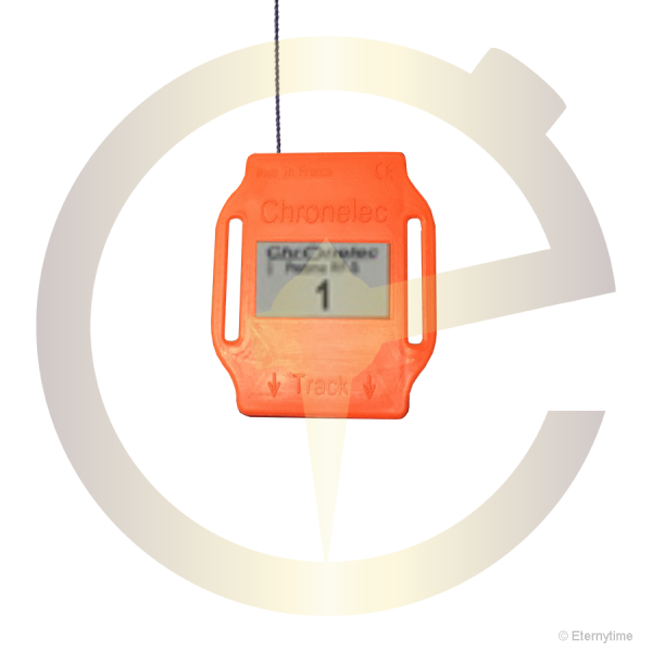 Eternytime professional timing Chronelec RF transponder