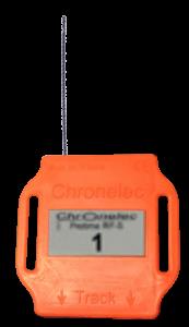 Eternytime professional timing Chronelec RF transponder chip