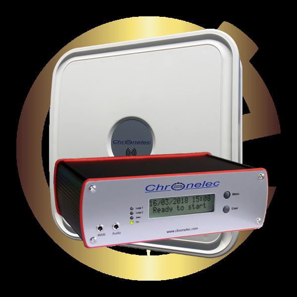 Eternytime professional timing Chronelec decoder transponder chip