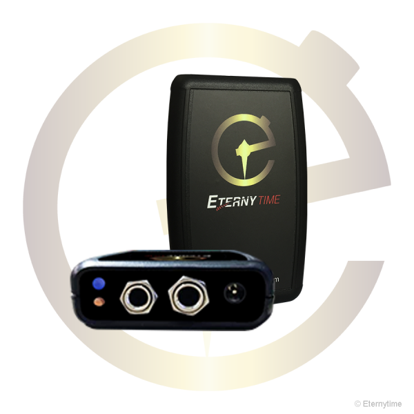 Eternytime professional timing Aviation GA ANR PNR Headset EternyLink node