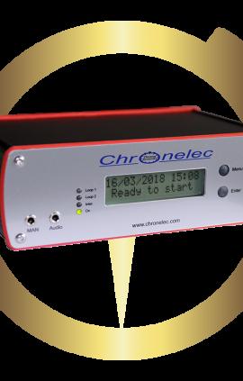 Eternytime professional timing Chronelec Protime Elite decoder transponder chip