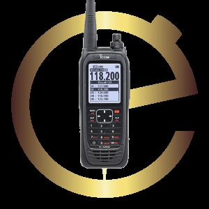 Eternytime professional timing Aviation GA ICOM IC-A25CE