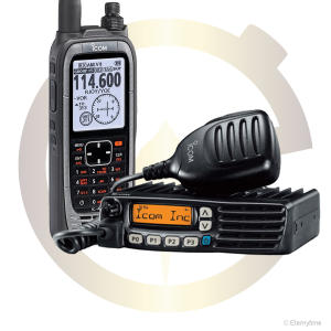 Eternytime professional timing radio communication ICOM