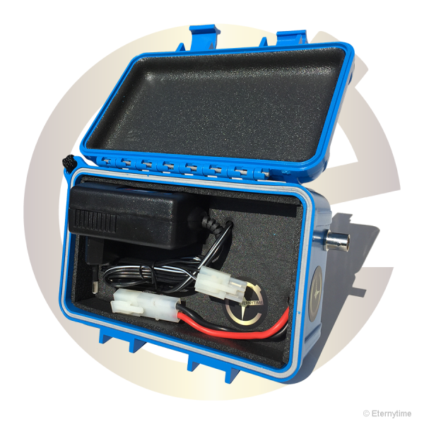 Eternytime, Chronelec , Loop, PSU, RF, charger, power suppky, battery, ni-mh, team orion, waterproof