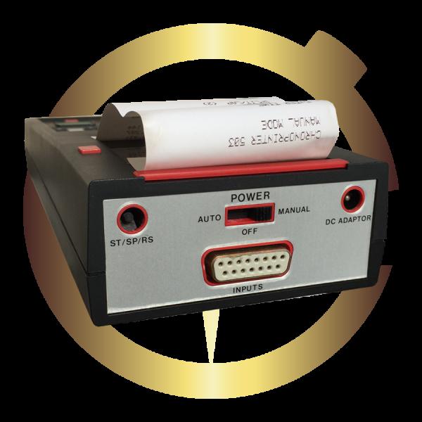 TAG Heuer Chronoprinter 503