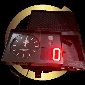 Horloge de départ HL940 TAG Heuer