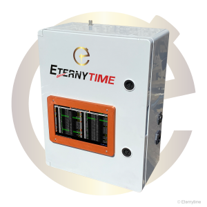 Eternytime EMETTEUR transmitter DVB-T tnt tv HD